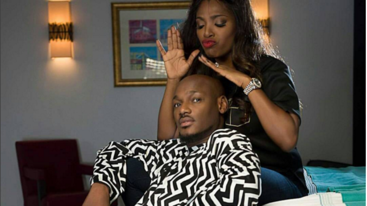 2Baba and Annie's Chemistry in 'Iworiwo' Heightens Confusion
