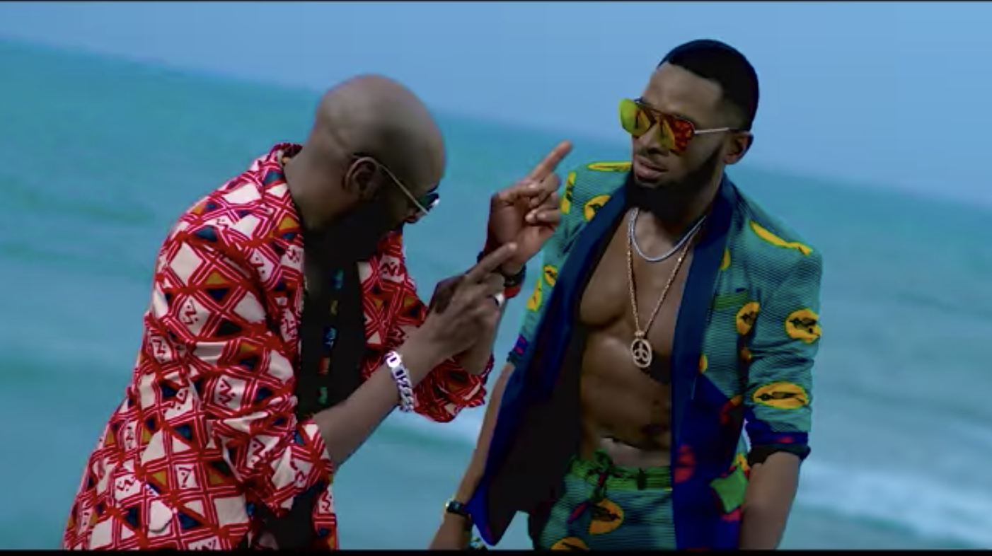 D'banj Baecation ft. 2Baba Video Download