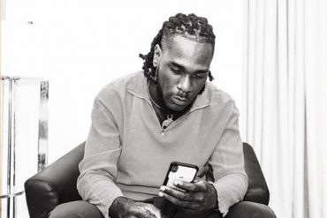 Burna Boy May Have Found Love in Stefflon Don