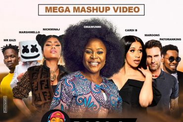 Cardi B x Omawunmi x Nicki Minaj x Mr Eazi x Maroon 5 - Girls Like You Mashup