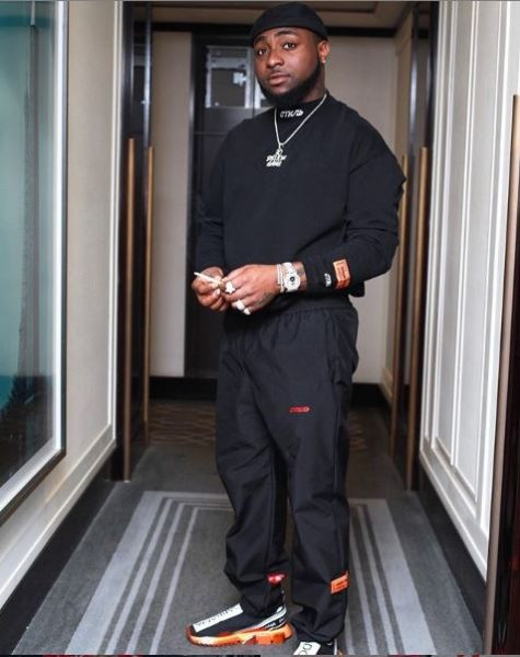 Davido Affirms Atiku's Statement About Him