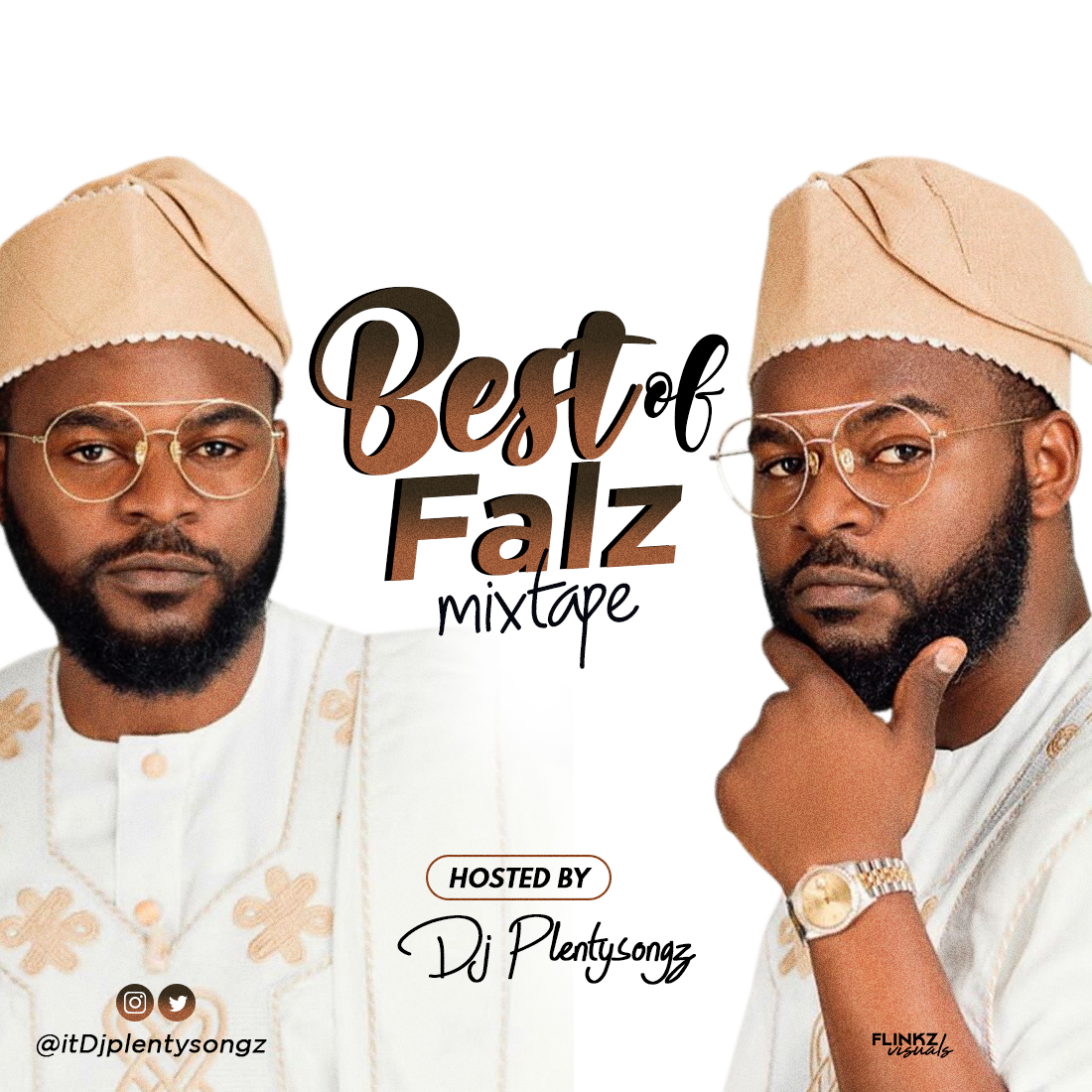 DJ PlentySongz Best Of Falz Mixtape