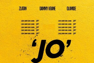 Dammy Krane Jo ft. Zlatan & Olamide Mp3 Download
