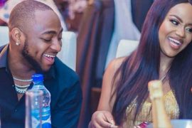 Davido Showers Love on Lover, Chioma With Valentine Surprise