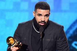 Drake Gives Controversial Speech at Grammys, Mic Cuts Off