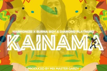 Harmonize ft Burna Boy & Diamond Platnumz – Kainama Mp3