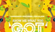 Harmonize ft Yemi Alade Show Me What You Got Mp3 Download