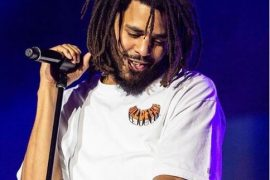 J.Cole Performs Hit Songs At 2019 NBA All-Star Game