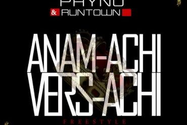 Runtown ft Phyno Anamachi Versace Mp3 Download