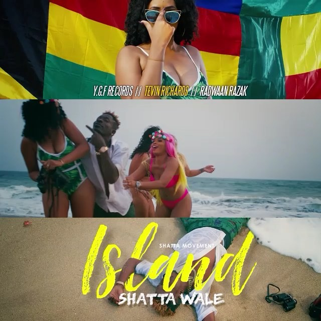 Shatta Wale - Island Mp3 Download