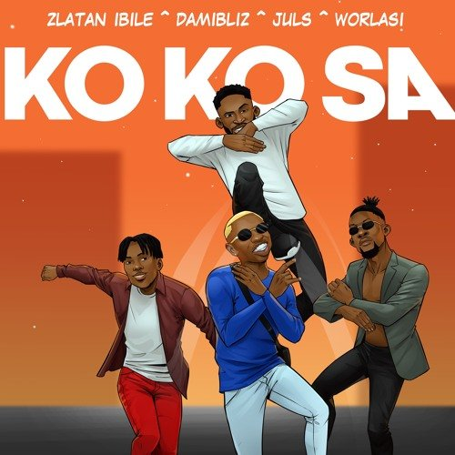 Zlatan Ibile ft. Damibliz x Juls x Worlasi Kokosa Mp3 Download
