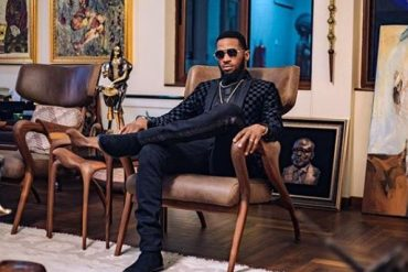 Dbanj Gifts His Artiste, Cheekychizzy A New Car