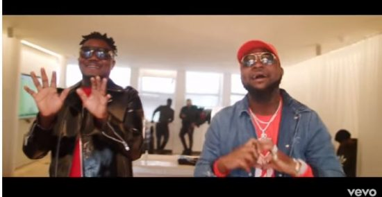 CDQ x Davido Entertainer Video Download