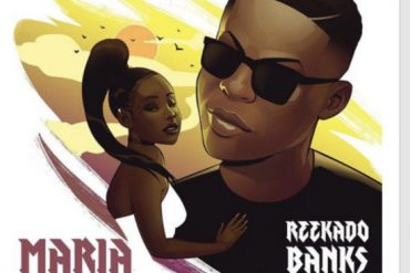 Reekado Banks Maria Mp3 Download
