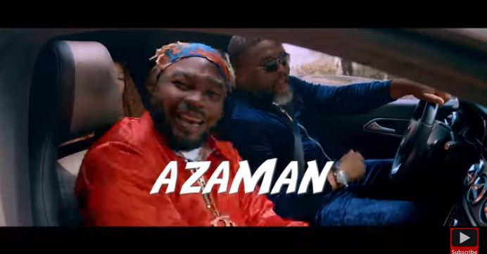 Slimcase Azaman ft. 2baba, Peruzzi, DJ Neptune & Larry Gaaga Video Download