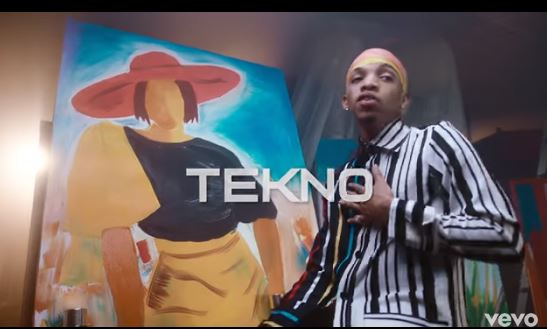 Tekno Woman Video Download