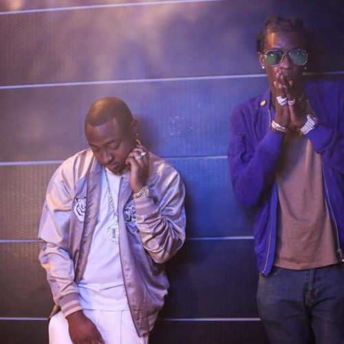 Young Thug x Davido Lady Mp3 Download