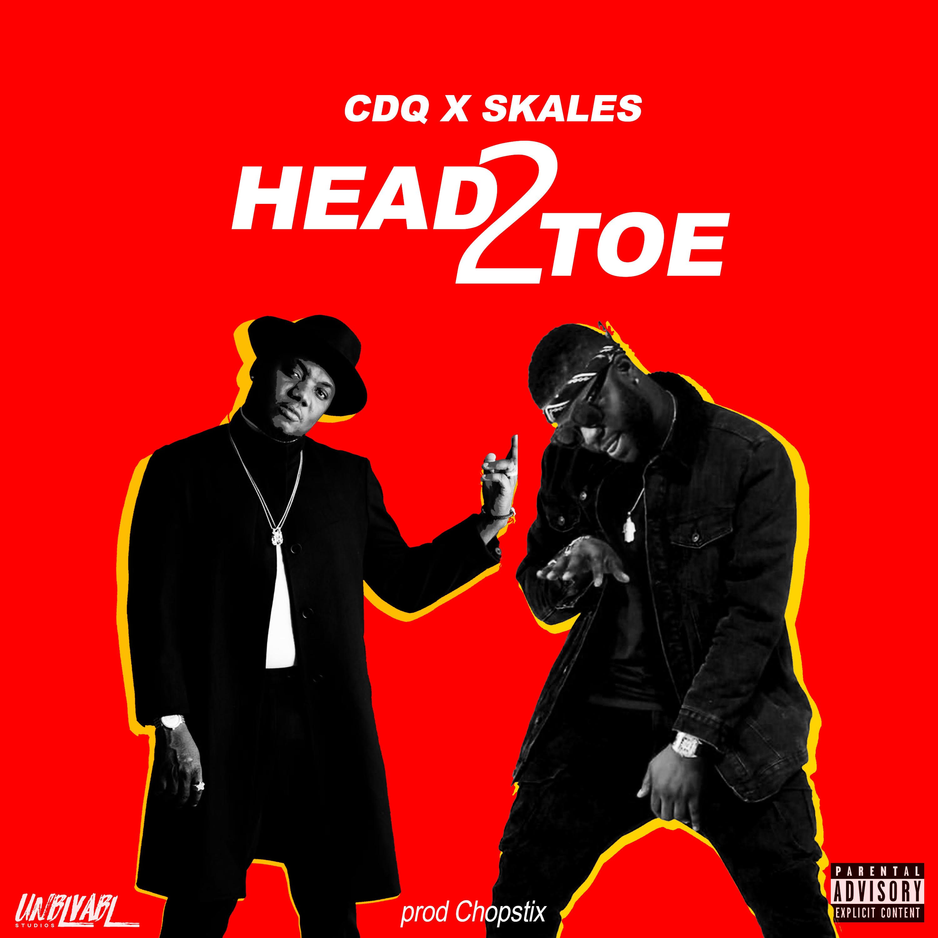 CDQ x Skales - Head2Toe Mp3 download