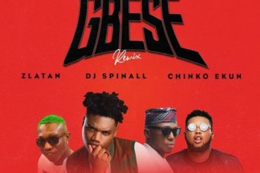 Brainee – Gbese Remix ft. Zlatan Ibile, Chinko Ekun & DJ Spinall