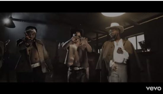 Dr Dolor x Slimcase x Broda Shaggi Bush Man Video