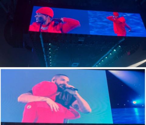 Drake and Wizkid Perform Together for the first time at O2 Arena [Video]