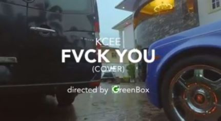Kcee – Fvck You ft. Kizz Daniel (Cover) Mp3 Download