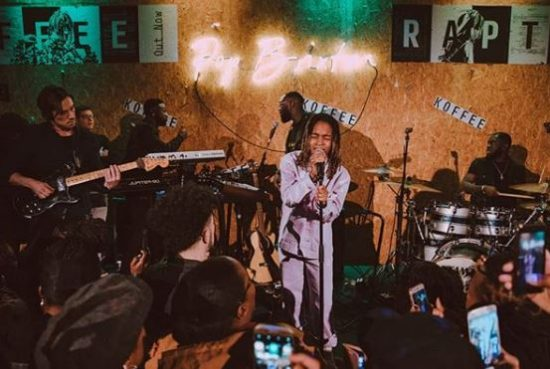 Koffee - Ye (Live Cover) ft Burna Boy