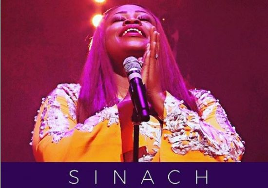 Sinach – I Express My Love ft. CSO
