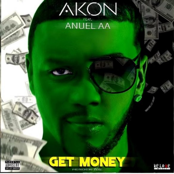 Akon Get Money ft. Anuel AA Mp3 Download
