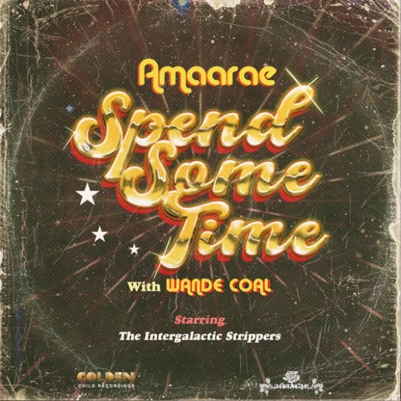 Amaarae – Spend Some Time ft. Wande Coal Mp3 Download