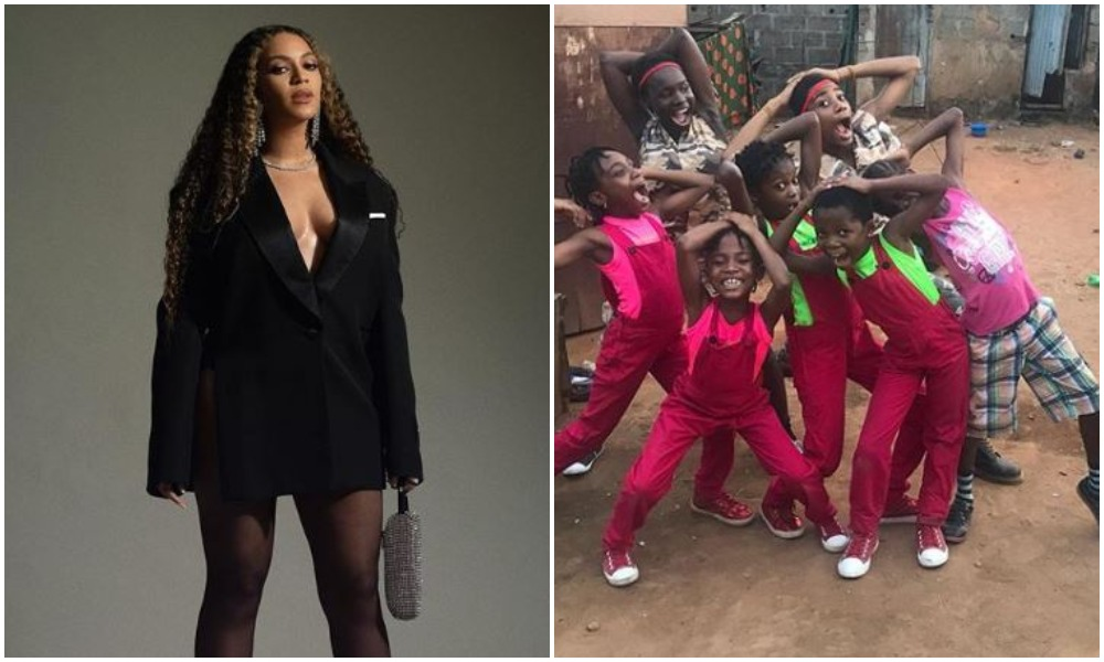 Beyoncé Shows Love To Lagos Dance Crew, Dream Catchers.