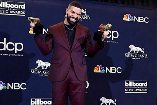 Drake Wins Big At 2019 Billboard Music Awards.