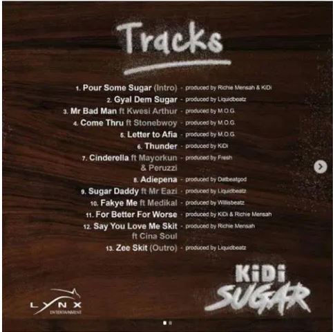 KiDi – Cinderella ft. Mayorkun x Peruzzi Mp3 Download