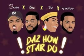 Skiibii – Daz How Star Do ft. Falz x Teni x DJ Neptune Mp3 Download