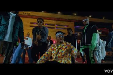 Skiibii, Falz, Teni, DJ Neptune Daz How Star Do Video