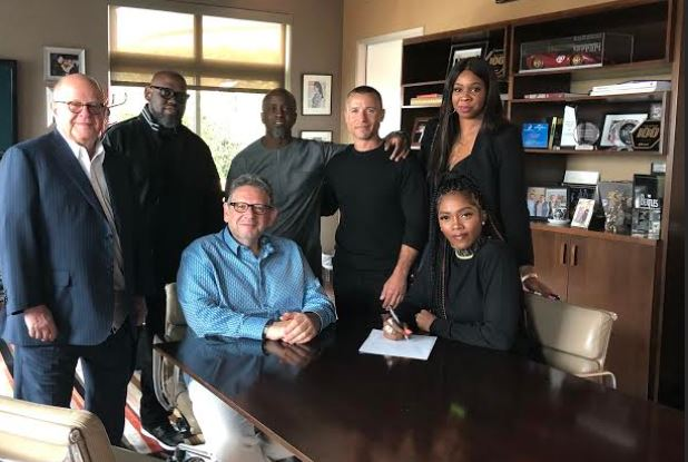 Tiwa Savage Signs International Deal With Universal Music Group