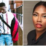 Watch The Moment Wizkid Slaps Tiwa Savage's Yansh.