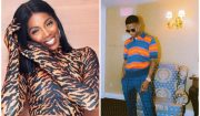 Wizkid & Tiwa Savage Spotted at Patoranking's Album Listening Party.