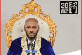 2Baba - 20 Years A King [Video] | Starring Richard Mofe Damijo
