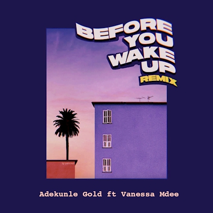 "Adekunle Gold Ft. Vanessa Mdee – ""Before You Wake Up"" (Remix)"