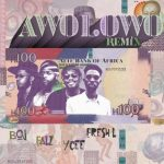 BOJ x Falz x Ycee x Fresh L Awolowo Remix Mp3 Download