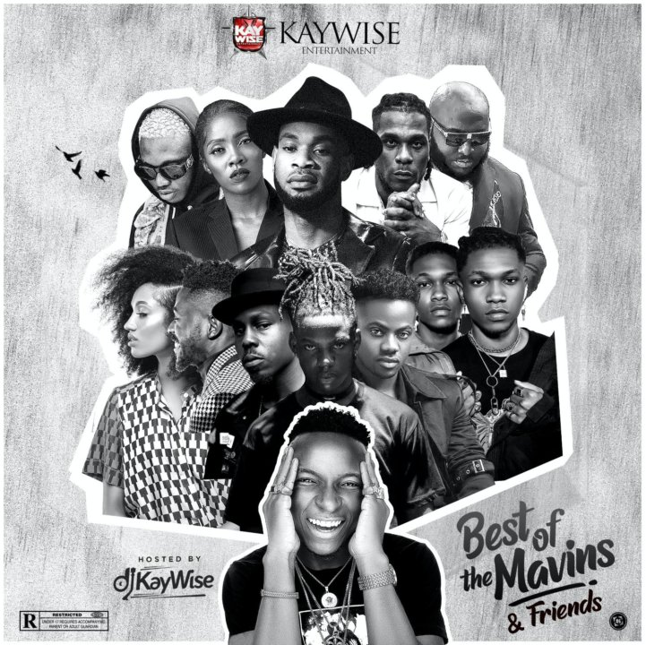 DJ Kaywise – Best Of The Mavins & Friends Mixtape