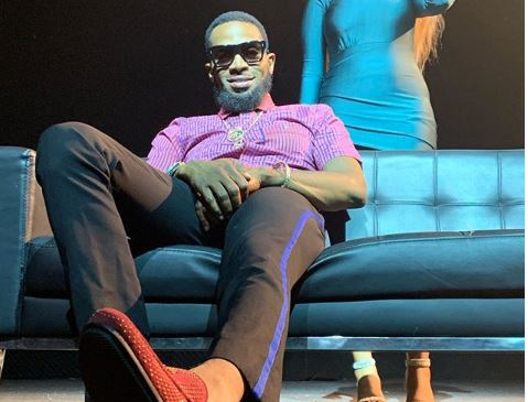 D'banj gifts himself a brand new Rolls Royce for his birthday.