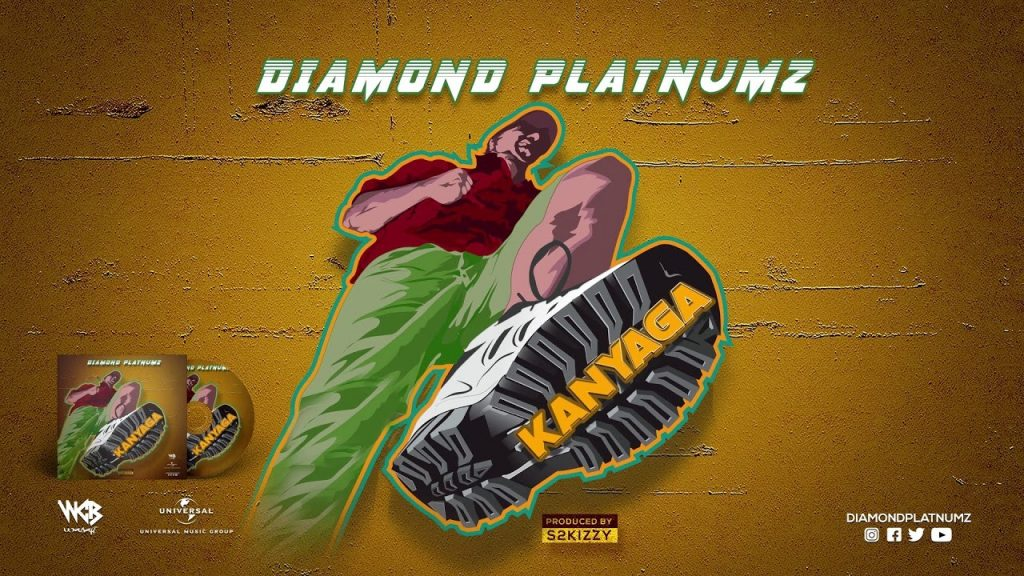 Diamond Platnumz – Kanyaga Mp3 Download