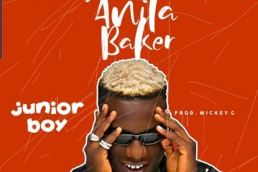 Junior Boy – Anita Baker (Prod. By Mickey Gee)