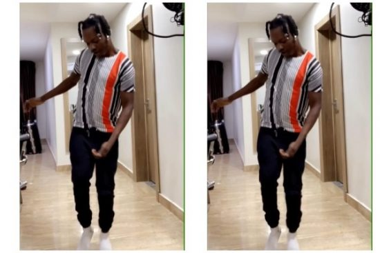 "Naira Marley breaks internet with ""Soapy Dance"""