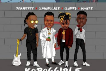 Oluwadolarz - Ko Possible ft. Demmie Vee, Oladips & Soundz