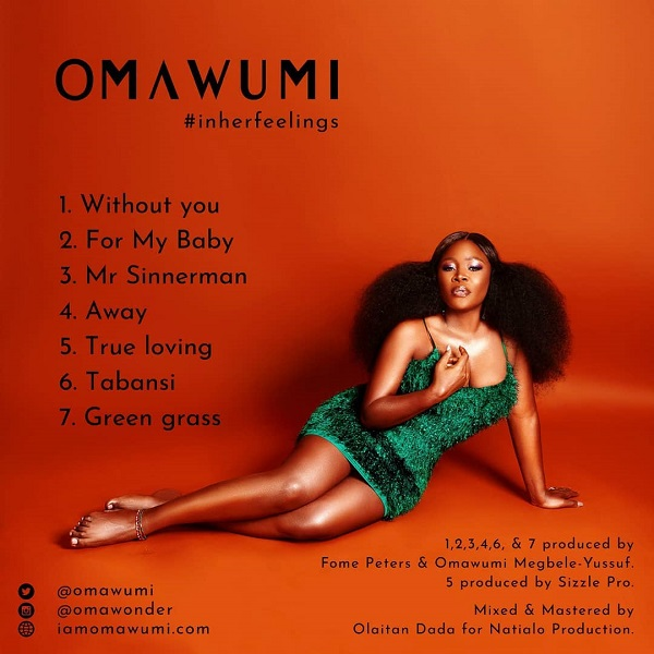 "Omawumi – ""Mr Sinnerman"""