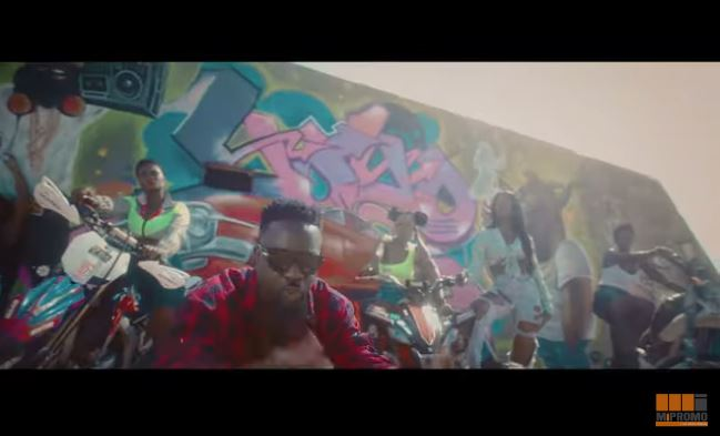 Sarkodie – Legend ft. Joey B Video Download