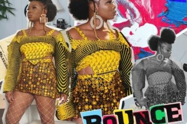 Yemi Alade Bounce Mp3 Download